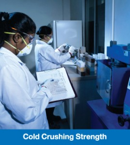 product-development-cold-crushing-strength