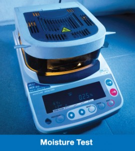 product-development-moisture-test